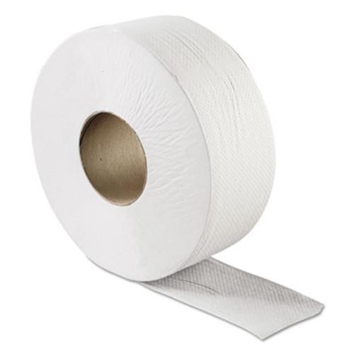 Atlas Paper Mills Green Heritage Jumbo Toilet Tissue, 1-Ply, White, 9-in Diameter (APM710GREEN)