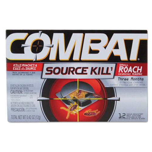 Combat Small Roach Bait, 12 baits per Pack (DIA 41910)