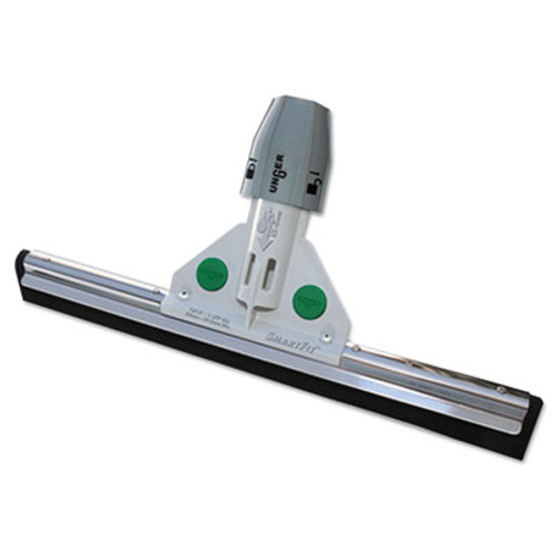 Unger Heavy Duty Water Wand with Socket   Twin Foam Rubber Blades  22 Inches  Straight (UNG HM22A)