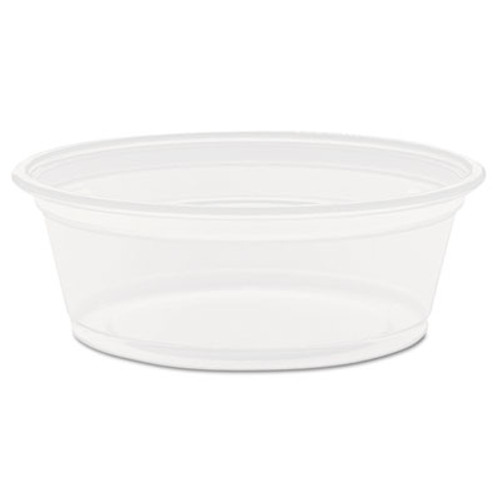 Dart Conex Complement Translucent Portion Cups  1 1 2 oz   125 Bag (DCC 150PC)