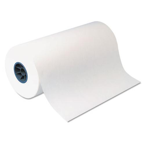 Dixie Kold-Lok Polyethylene-Coated Freezer Paper Roll  18  x 1100 ft  White (DIX KL18)