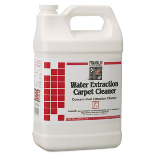 Franklin Cleaning Technology Water Extraction Carpet Cleaner  Floral Scent  Liquid  1 gal  Bottle (FRK F534022)
