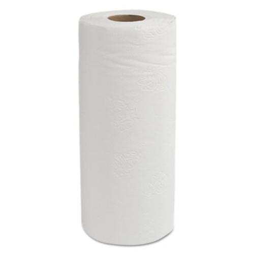GEN Household Perforated Paper Towel  11w x 9l  White  85 Roll  30 Rolls Carton (GEN 1906)