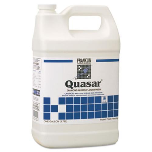 Franklin Cleaning Technology Quasar High Solids Floor Finish  Liquid  1 gal  Bottle (FRK F136022)