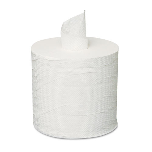 GEN Bathroom Tissues  Septic Safe  2-Ply  White  500 Sheets Roll  96 Rolls Carton (GEN 201)