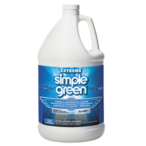 Simple Green Extreme Aircraft   Precision Equipment Cleaner  1gal  Bottle  4 Carton (SMP 13406)