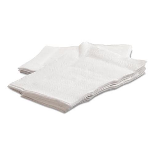 Morcon Paper Mor-Soft Lowfold Paper Napkins, White, 3 1/2 x 5, 400/Pack, 20/Carton (MOR D712)