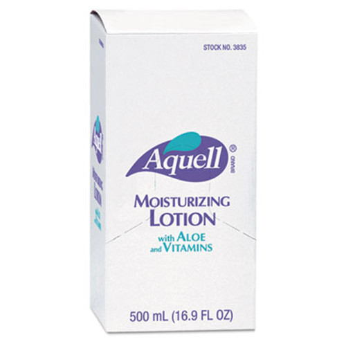 Aquell Gemini Bag-In-Box Moisturizing Lotion, 500 ml (GOJ 3838)