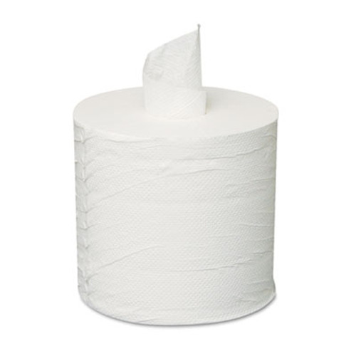 GEN Centerpull Towels  2-Ply  White  600 Roll  6 Rolls Carton (GEN 203)