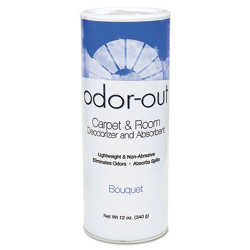 Fresh Products Odor-Out Rug Room Deodorant  Bouquet  12oz  Shaker Can  12 Box (FRS 12-14-00BO)