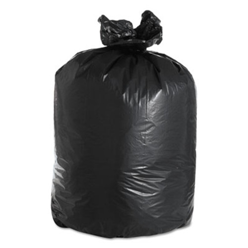 Boardwalk Super Extra-Heavy Can Liner, 38x58, 2 Mil, 60gal, Black, 10 Bag/RL, 10 RL/CT (BWK 526)