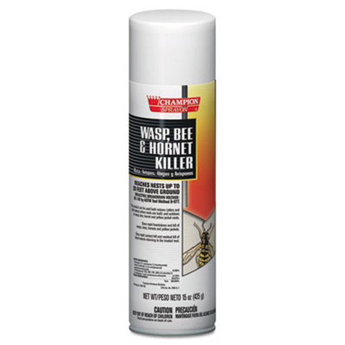 Chase Products Champion Sprayon Wasp  Bee   Hornet Killer  15oz  Can  12 Carton (CHA 5108)