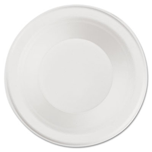 SCT ChampWare Heavyweight Paper Dinnerware  Bowl  12oz  White  1000 Carton (SCH 18750)