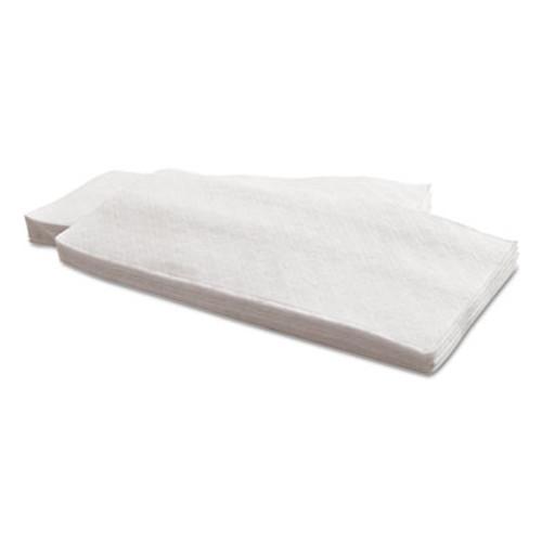 Morcon Tissue Morsoft Dinner Napkins  1-Ply  15 x 17  White  141 Pack  32 Packs Carton (MOR 1517)
