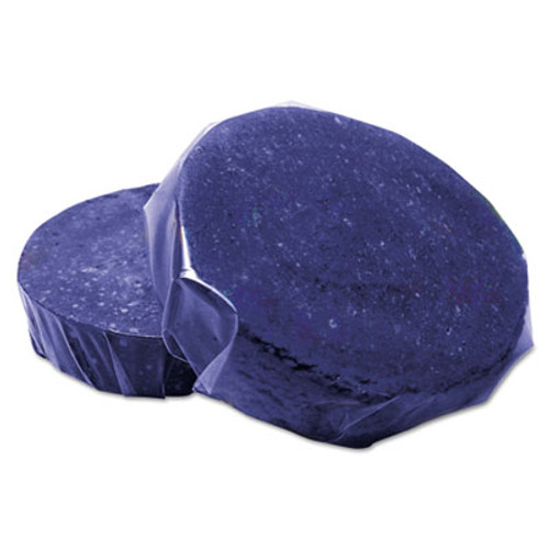 Fresh Products Eco-Fresh Urinal Block  Non-Para  1 000 Flushes  Color Blue  Cherry Scent  60 CT (FRS 20-TOSS-CH)