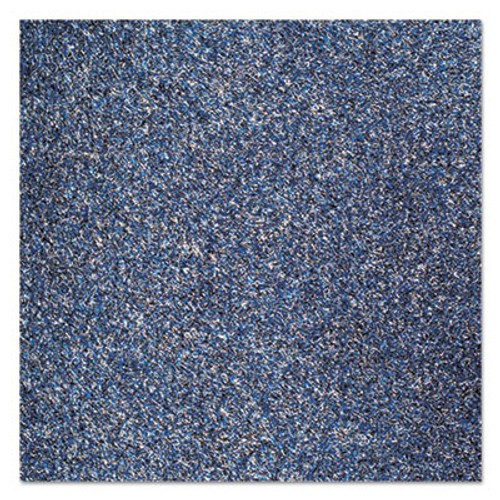 Crown Rely-On Olefin Indoor Wiper Mat  36 x 60  Marlin Blue (CRO GS35 MBL)