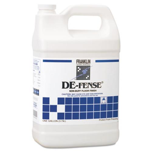 Franklin Cleaning Technology DE-FENSE Non-Buff Floor Finish  Liquid  1 gal  Bottle (FRK F135022)