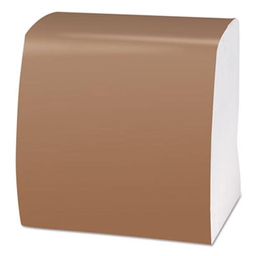 Scott 1 4-Fold Dinner Napkins  1-Ply  16 3 4 x 17  White  250 Pack  16 Carton (KCC 98171)