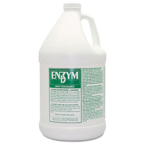 Big D Industries Enzym D Digester Deodorant  Mint  1 gal  Bottle  4 Carton (BGD 1504)