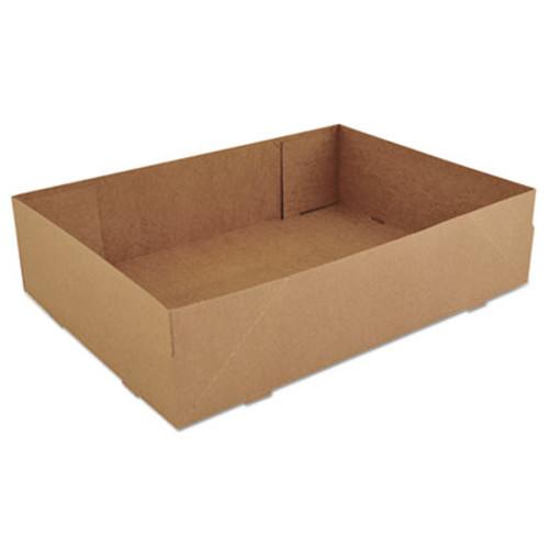 SCT Donut Trays  13 1 2w x 9 7 8d x 3 3 8h  Brown  250 Carton (SCH 1270)