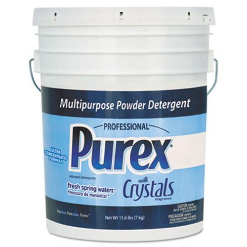 Purex Dry Detergent  Fresh Spring Waters  Powder  15 6 lb  Pail g Waters (DIA 06355)