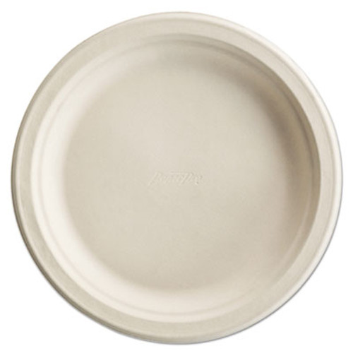 Chinet Paper Pro Round Plates  6 Inches  White  125 Pack (HUH PAPRO)