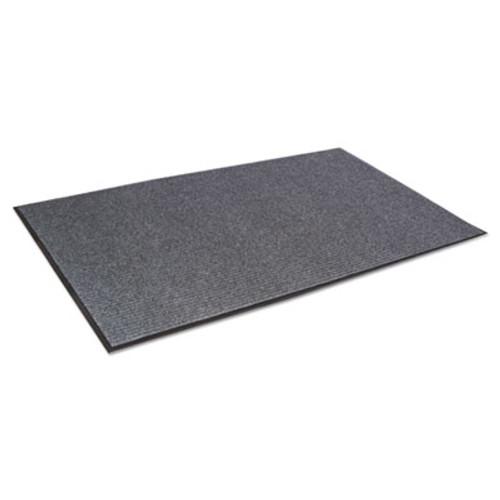 Crown Needle Rib Wipe and Scrape Mat  Polypropylene  48 x 72  Gray (CRO NR46 CHA)