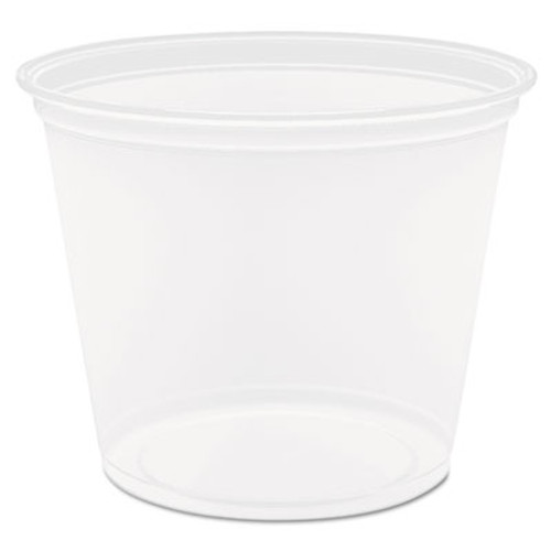 Dart Conex Complement Portion Cups, 5 1/2 oz., Translucent, 125/Bag (DCC 550PC)
