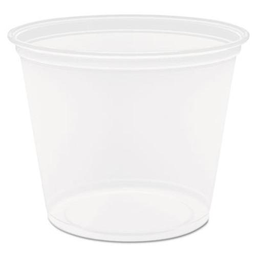 Dart Conex Complement Portion Cups  5 1 2 oz   Translucent  125 Bag (DCC 550PC)