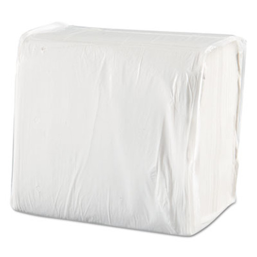 Morcon Tissue Morsoft Dinner Napkins  1-Ply  15 x 17  White  250 Pack  12 Packs Carton (MOR 1717)