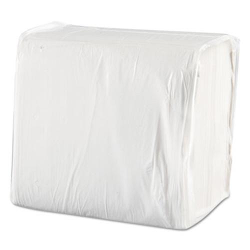 Morcon Tissue Morsoft Dinner Napkins  1-Ply  15 x 17  White  250 Pack  12 Packs Carton (MOR 1717)