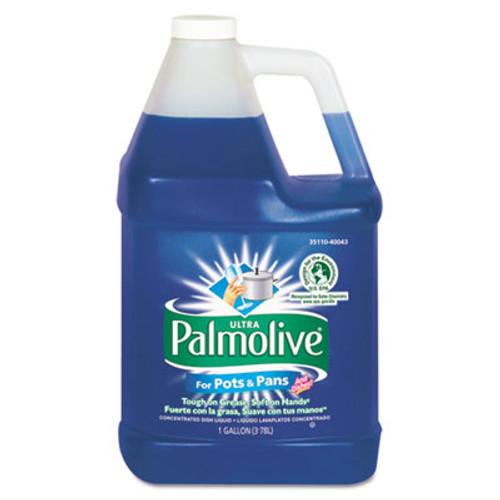 Ultra Palmolive Dishwashing Liquid for Pots   Pans  1 gal  Bottle (CPC 40043)
