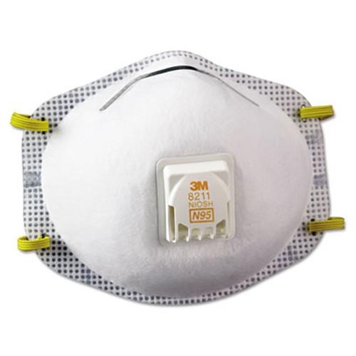 3M Particulate Respirator 8211  N95  10 Box (MCO 52750)