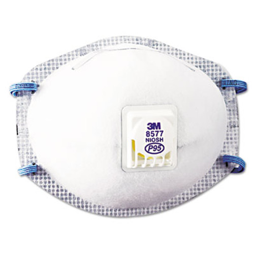 3M Particulate Respirator 8577  P95  10 Box (MCO 54371)
