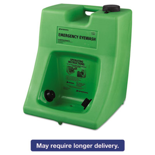 Honeywell Fendall Porta Stream II Eye Wash Station with Water Additive  16 gal (FND 320002300000)