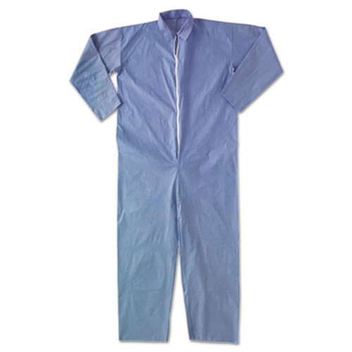 KleenGuard* A65 Flame Resistant Coveralls, 2X-Large, Blue (KCC 45315)