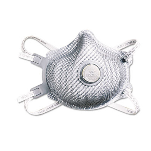 Moldex N99 Adjustable Single-Use Particulate Respirator, One Size Fits Most, 10/Box (MLX 2315N99)