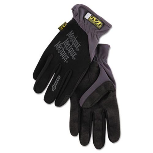 Mechanix Wear FastFit Work Gloves  Black  X-Large (MNX MFF05011)