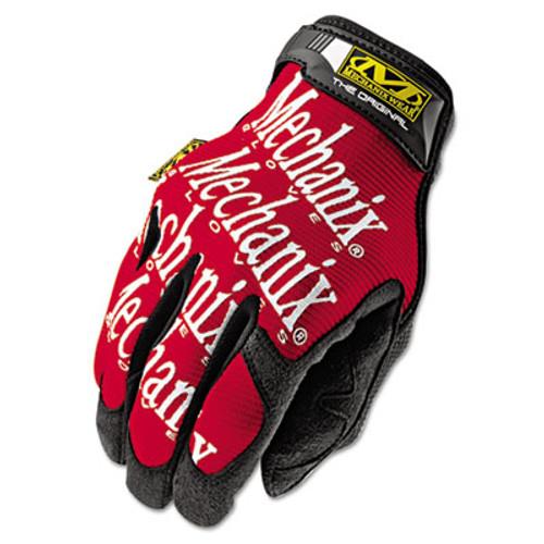 Mechanix Wear The Original Work Gloves  Red Black  Large (MNX MG02010)