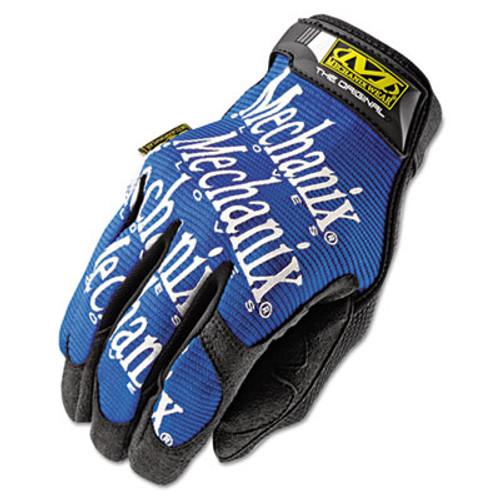 Mechanix Wear The Original Work Gloves  Blue Black  Large (MNX MG03010)