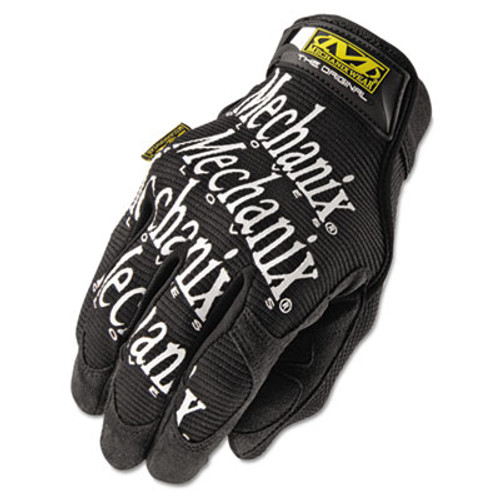 Mechanix Wear The Original Work Gloves  Black  Medium (MNX MG05009)