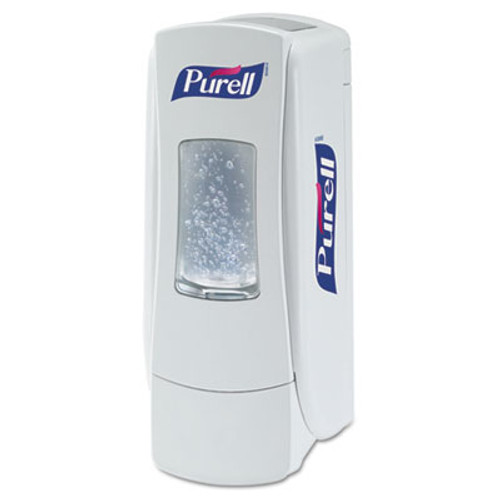 PURELL ADX-7 Dispenser  700 mL  3 75  x 3 5  x 9 75   White (GOJ 8720-06)