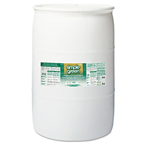 Simple Green Industrial Cleaner and Degreaser  Concentrated  55 gal Drum (SMP 13008)