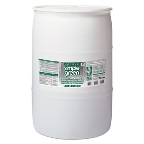 Simple Green Crystal Industrial Cleaner Degreaser  55gal Drum (SMP 19055)
