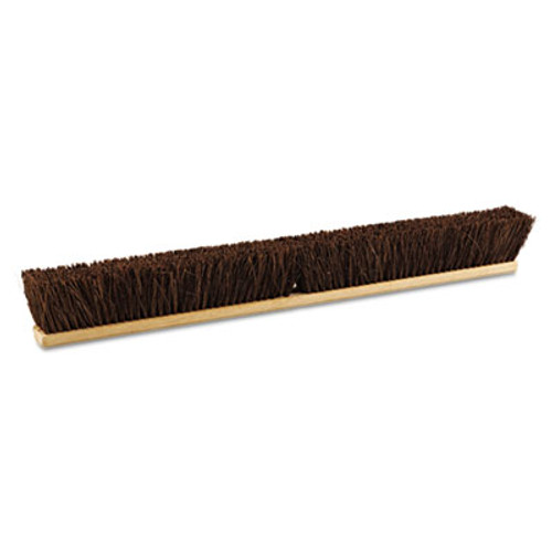 Boardwalk Floor Brush Head  36  Wide  Palmyra Bristles (BWK 20136)