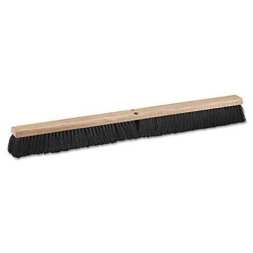 Boardwalk Floor Brush Head  36  Wide  Polypropylene Bristles (BWK 20636)