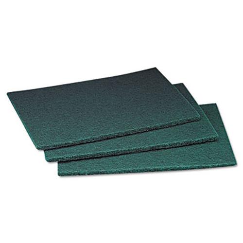 Scotch-Brite PROFESSIONAL Commercial Scouring Pad  6 x 9  60 Carton (MCO 08293)