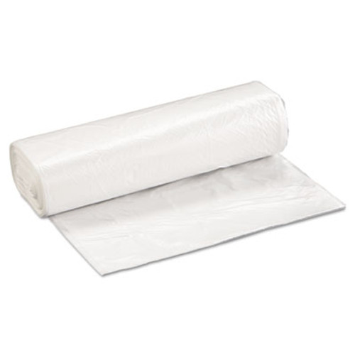 Boardwalk High-Density Can Liners  60 gal  11 microns  38  x 58   Natural  200 Carton (BWK 385814)
