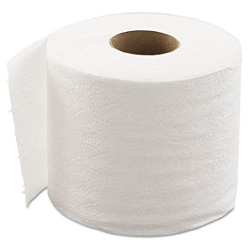 Georgia Pacific Professional Embossed Bathroom Tissue  Septic Safe  1-Ply  White  550 Roll  80 Rolls Carton (GPC 198-81/01)