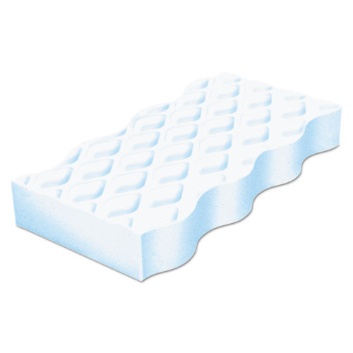 Mr. Clean Magic Eraser Extra Durable  4 3 5  x 2 2 5   7 10  Thick  White  30 Carton (PGC 16449)